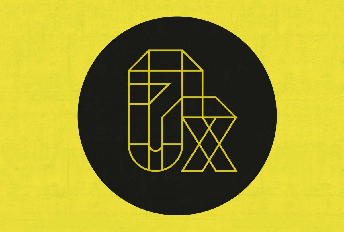 Microsoft Flux Logo on yellow background